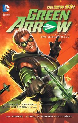 Green Arrow 1 By Krul, J. T.